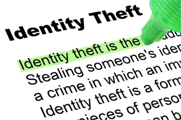 Identity Theft Thieves are a big problem for business these days ... photo by CC user http://nyphotographic.com/ and http://www.thebluediamondgallery.com/