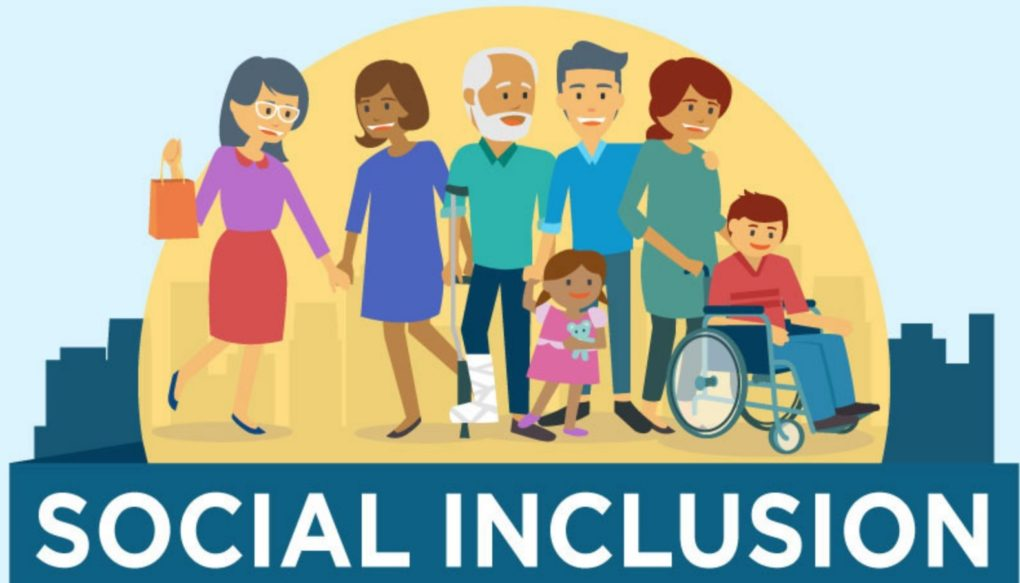 inclusive society The idea of social exclusion is part of the new political language when labour came into government in 1997, it launched the social exclusion unit to pursue this central theme but what exactly does social inclusion mean this revised and updated edition of the inclusive society identifies three.