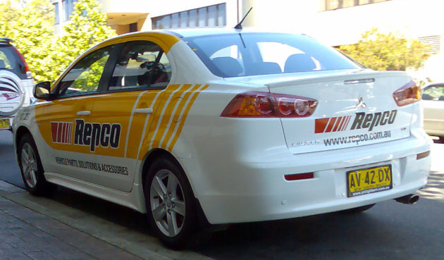 2007-2008_Mitsubishi_Lancer_(CJ)_VR_sedan_01
